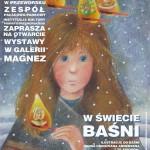plakat dziewczyna z zapalkami 1